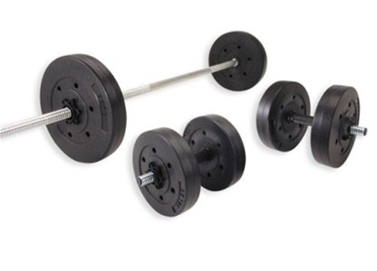 LiveActive Heavy Weight Set - set tegova