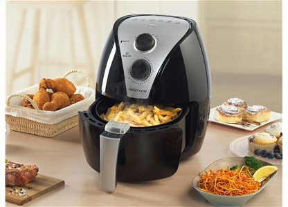 Air fryer friteza bez ulja - Delimano Air Fryer