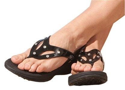 Walkmaxx Sandals with Cristals - Сандали со кристали