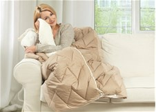 Dormeo Warm and Cozy Blanket Foldable