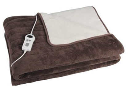 Dormeo Heated Blanket Fleecy - električno ćebe